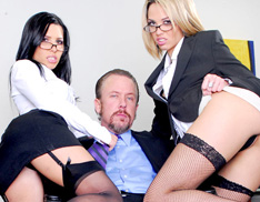Secretary Seductions