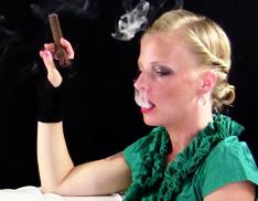 Sexy Cigar Sirens