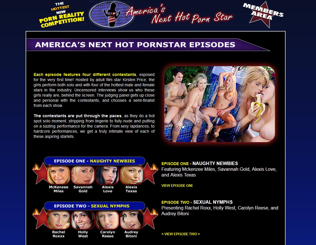 Cherokee Porn Star Bio