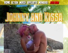 Johnny and Kissa