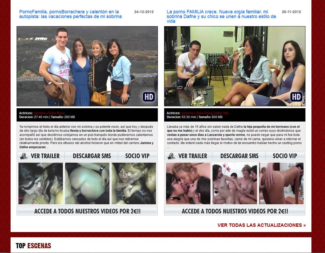 Nueva Web Porn en familia x free videos of www.enfamiliax - mr porn