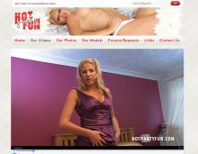 Hot Panty Fun
