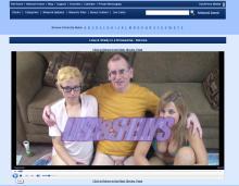 image Nerdy slut shelly keeps her glasses on while sucking dick