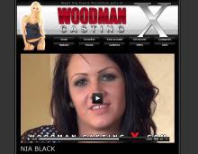 Woodman Casting X