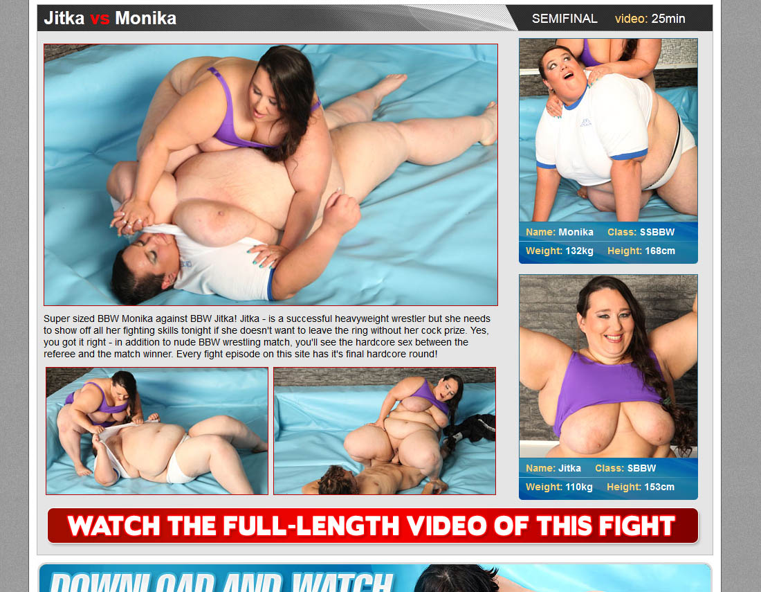 bbw fight club бесплатные видео из www.bbwfightclub - mr porn