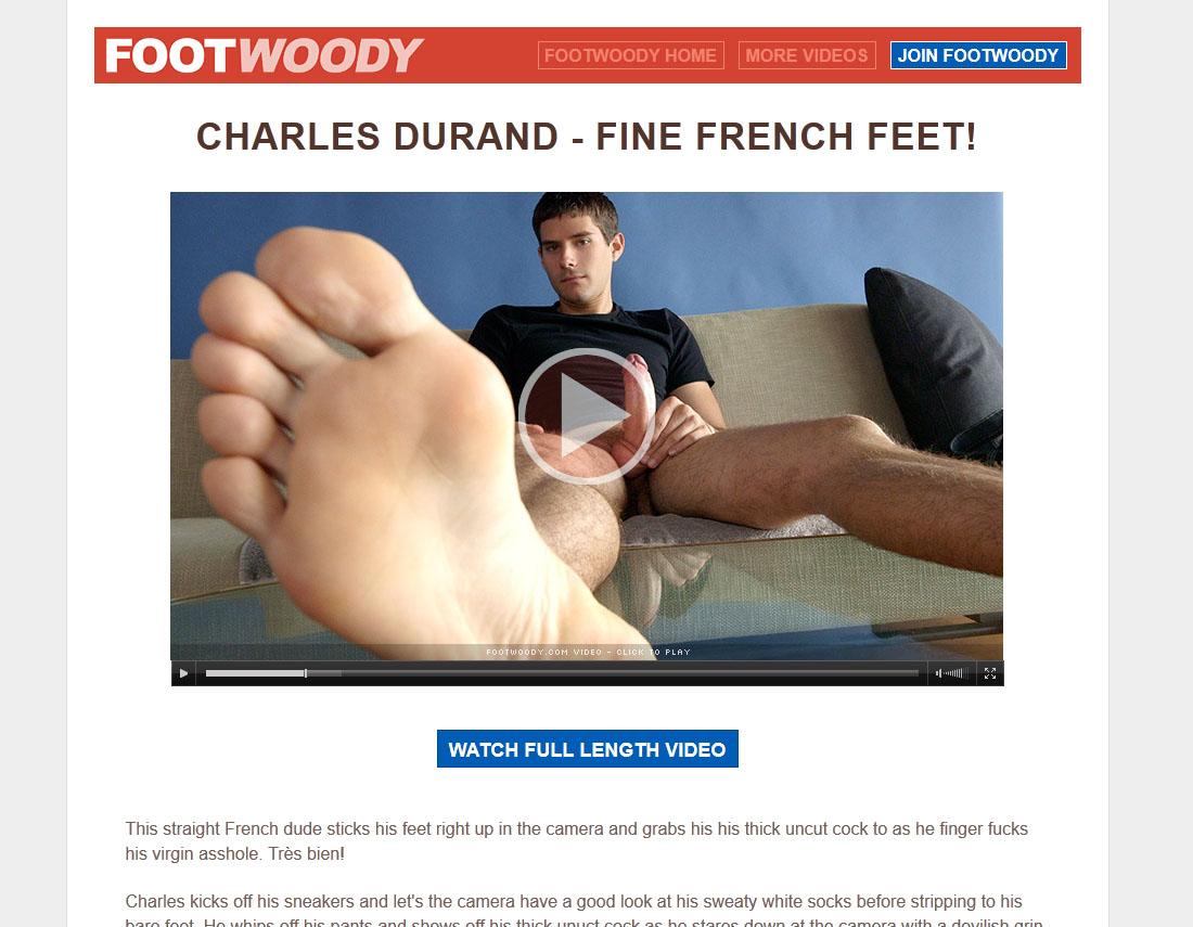 Footwoody com