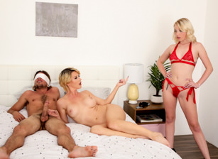 My Husband Brought Home His Mistress #15 - Dixie Lynn & Kit Mercer Scène 2