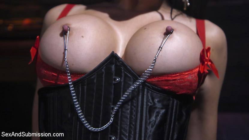 Big Tit Beauty Jasmine Jae Anal