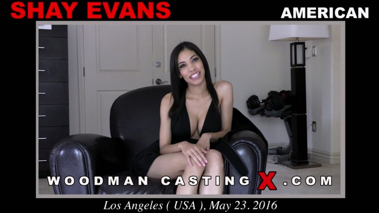 Shay Evans casting