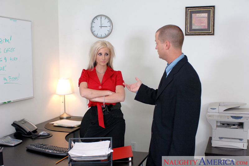 Naughty Office - Riley & Eric Ma