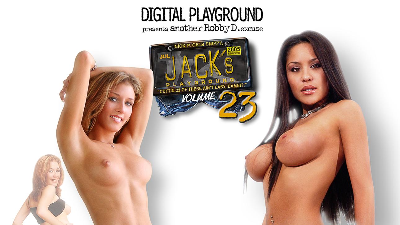 Jack's Playground 23 Scène 1
