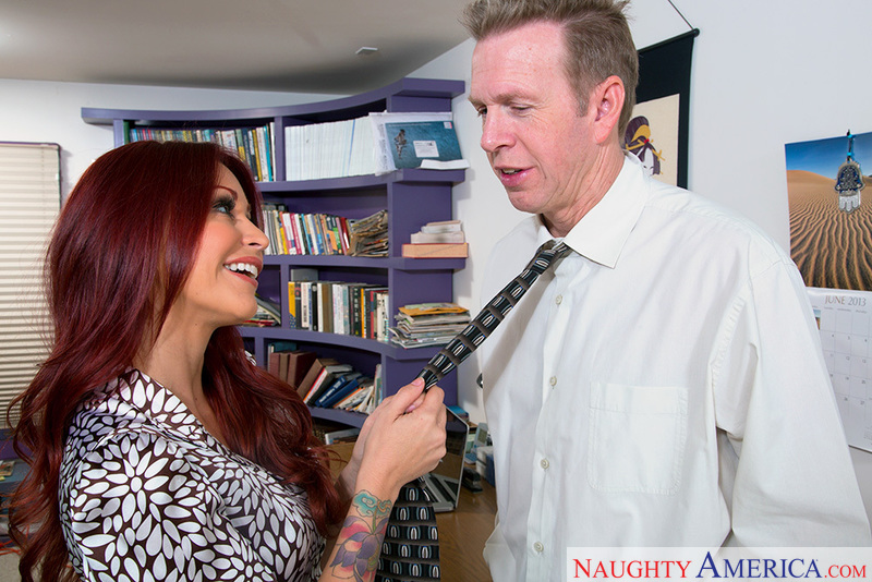 Naughty Office - Monique Alexand