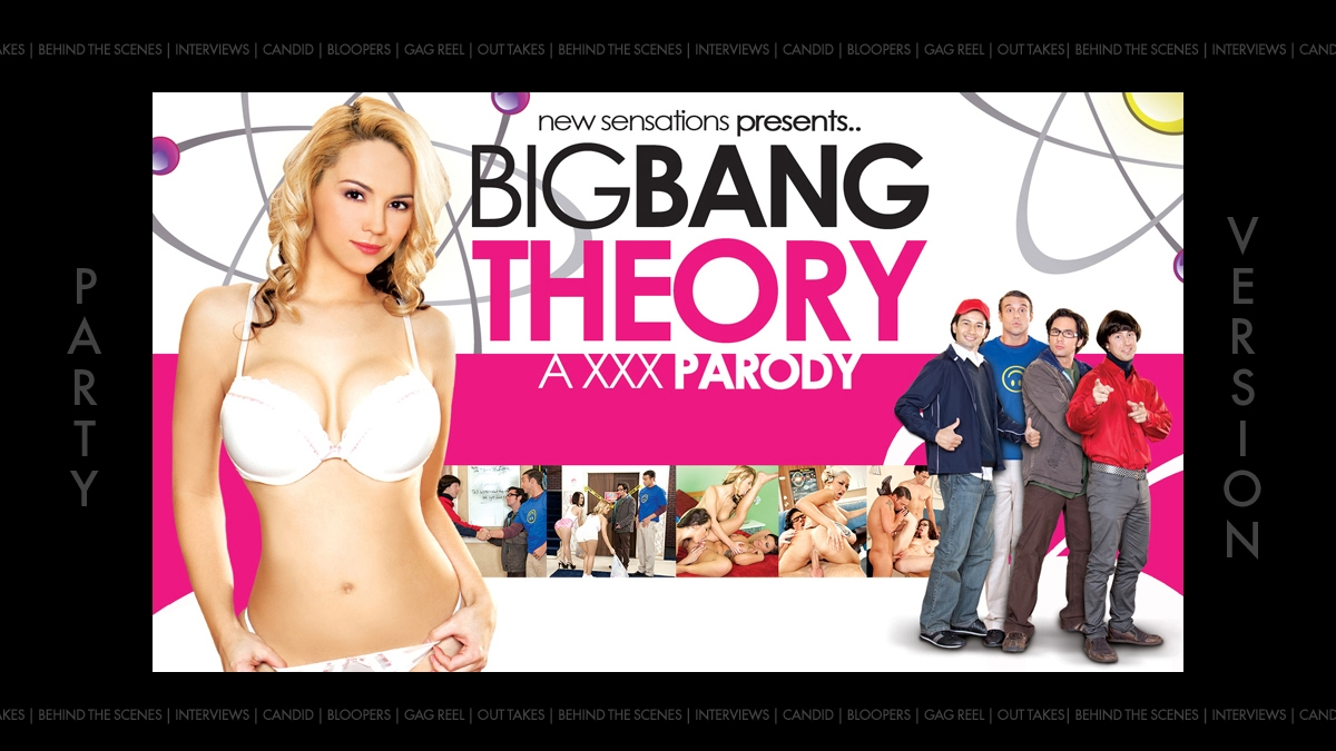 Big Bang Theory - Party Version