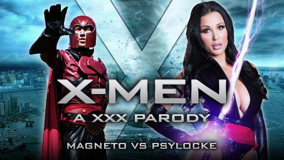 XXX-Men: Psylocke vs Magneto (XX