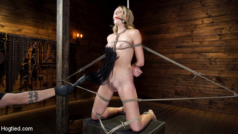 Charlotte Sins: Tall Blonde Beau