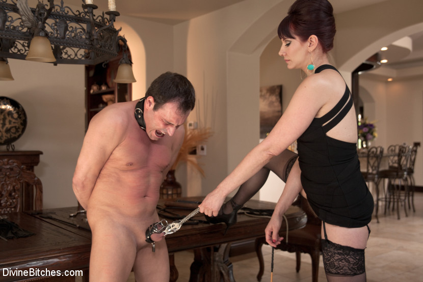 A Divine Vacation: FemDom Realit