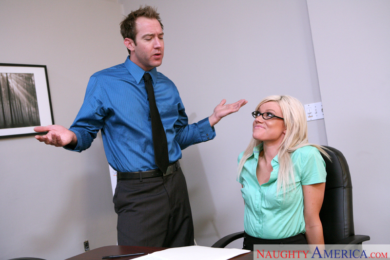 Naughty Office - Chase Taylor &