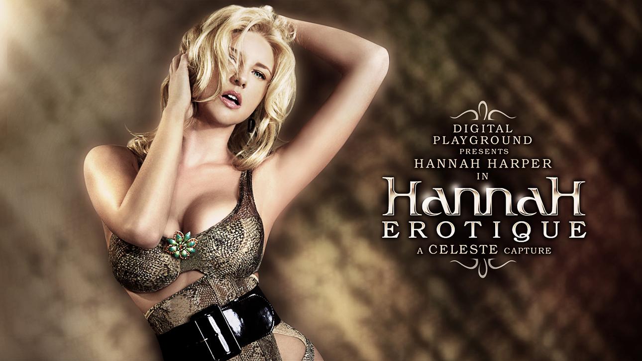 Hannah Erotique Scène 1