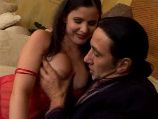 Big Natural Tits 15 Scena 3