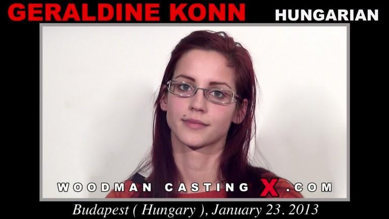 Geraldine Konn casting