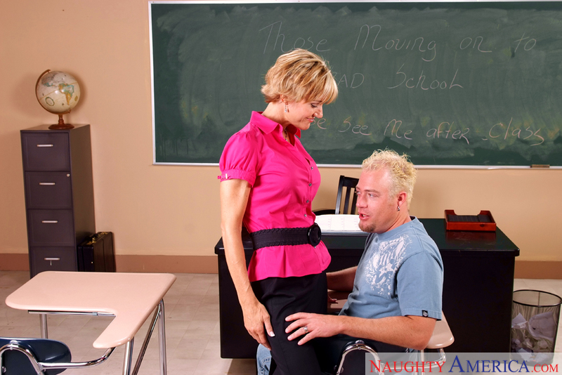 My First Sex Teacher - Cameron V