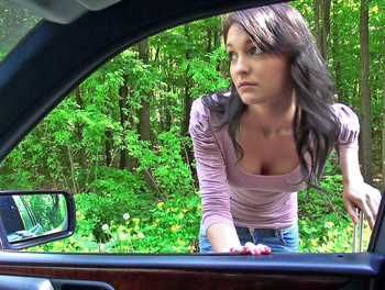 Stranded Teen Takes a Ride... On