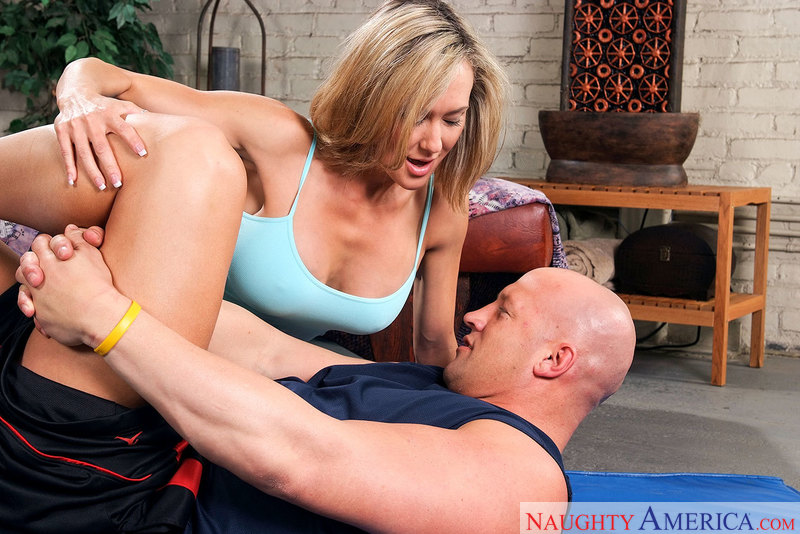 Naughty Athletics - Brandi Love