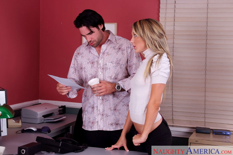 Naughty Office - Amy Brooke & Ch