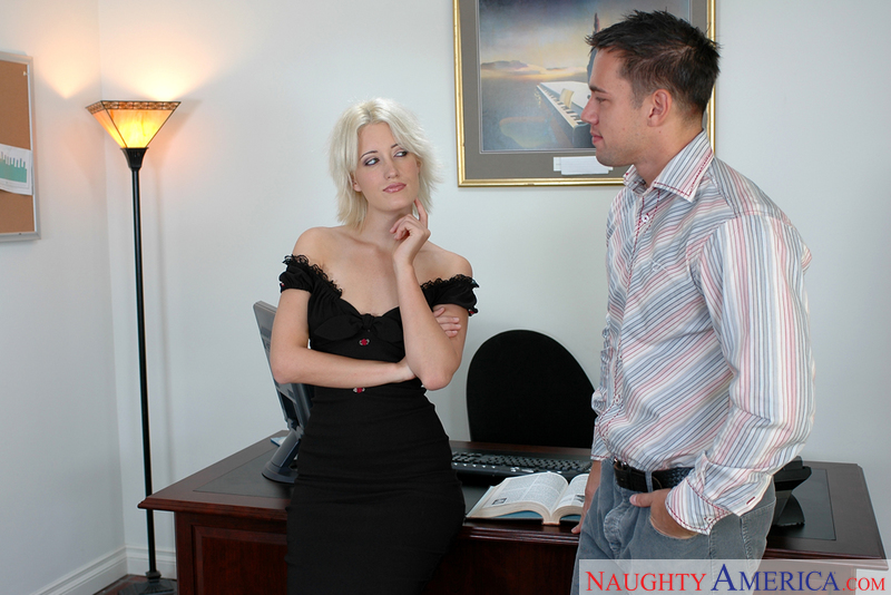 Naughty Office - Kimberly Kane &
