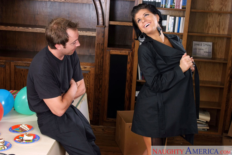 Naughty Office - Jenna Moretti &