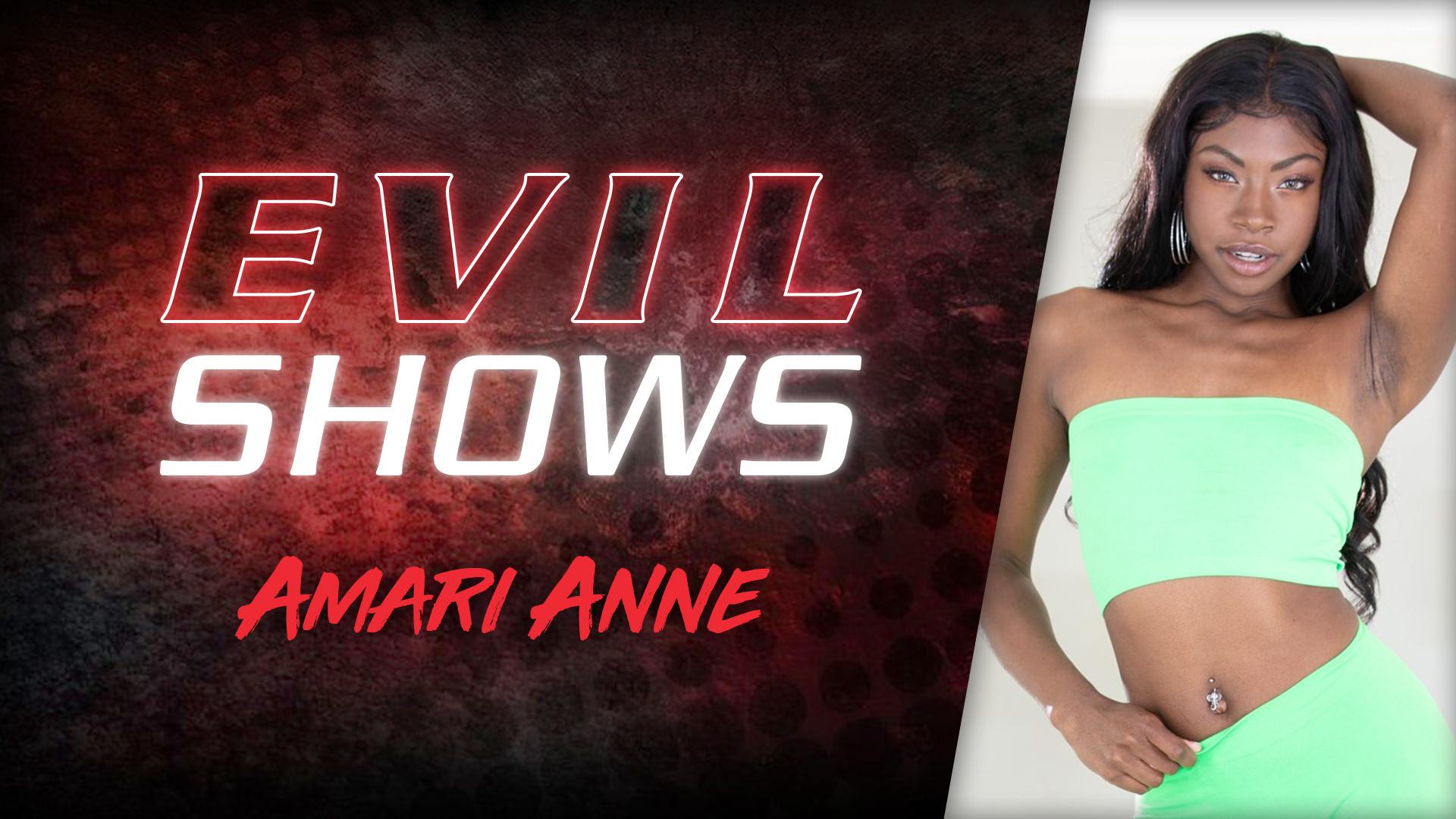Evil Shows - Amari Anne Scena 1