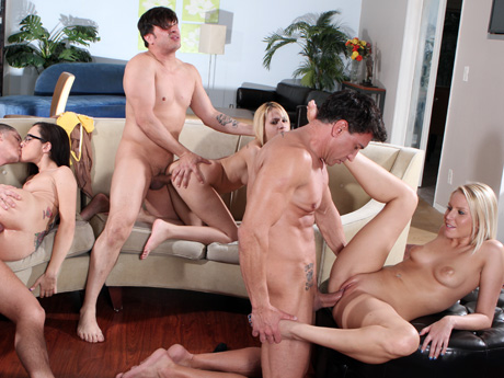 Vanessa Cage - Swingers And Swap
