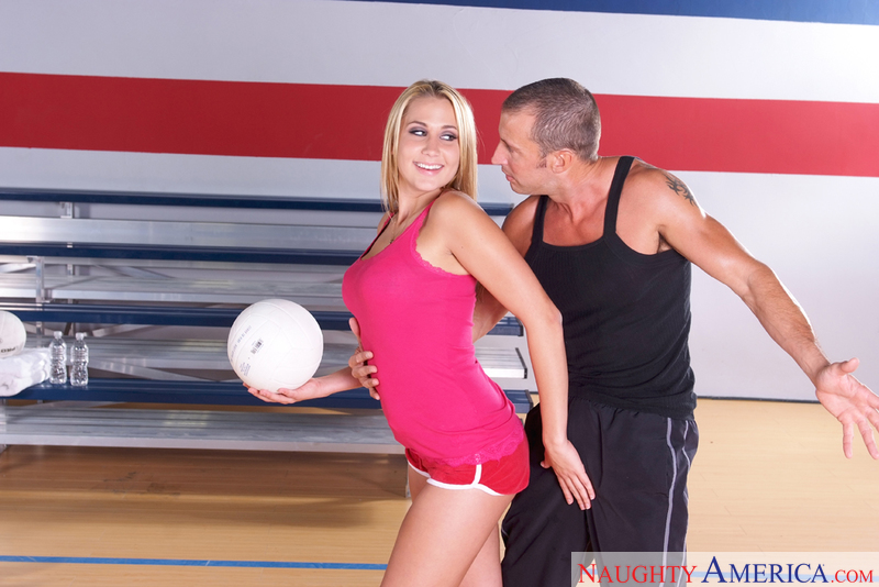 Naughty Athletics - Alanah Rae &