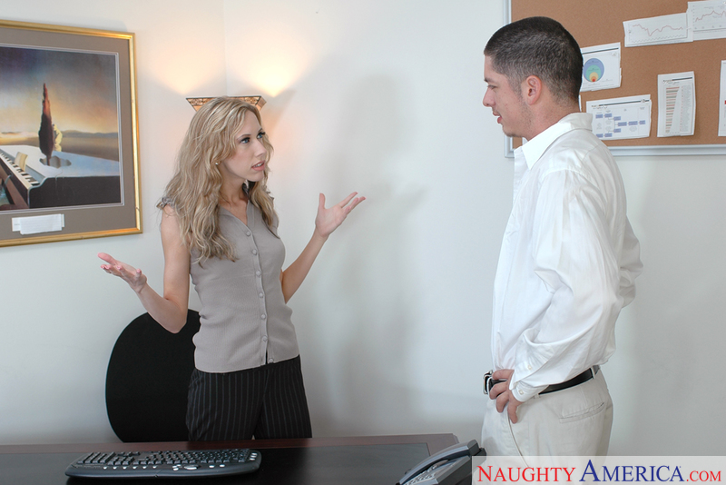 Naughty Office - Taylan Kiss & A