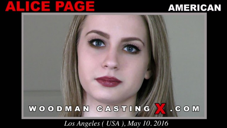 Alice Page casting
