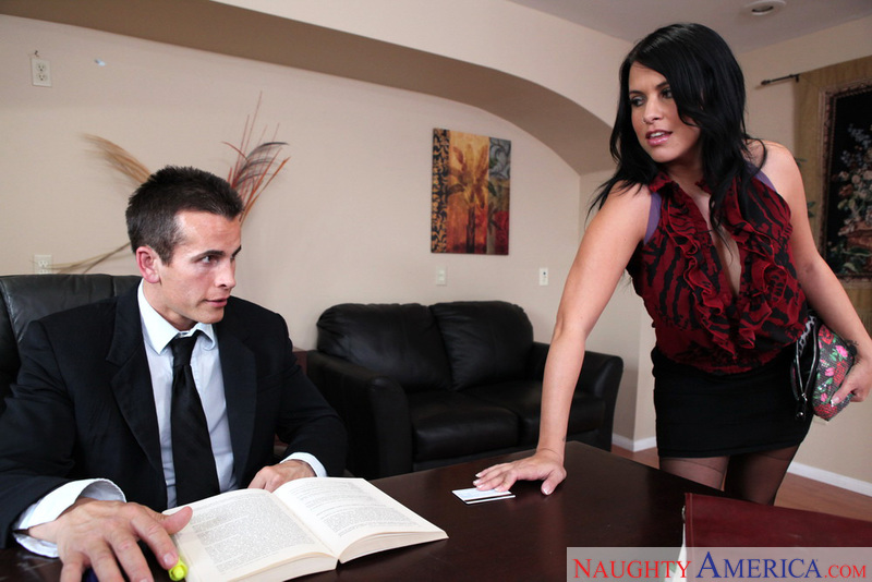 Naughty Office - Lacie James & T