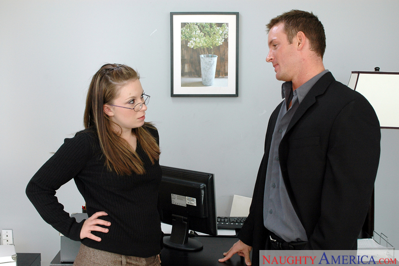 Naughty Office - Christie Lee &