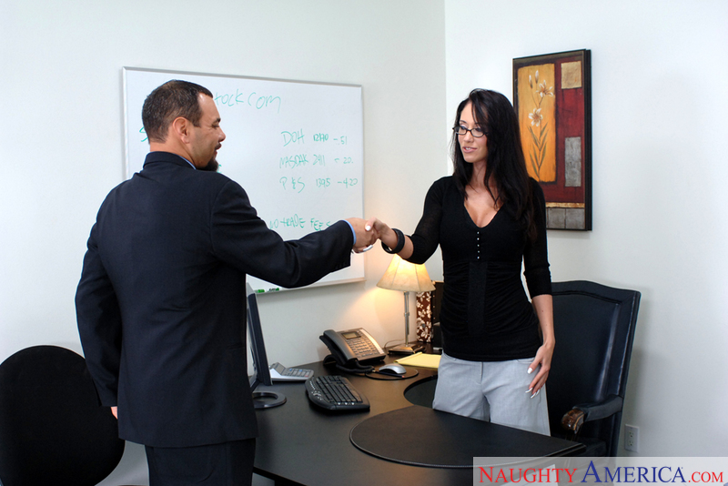 Naughty Office - Kimberley Kole