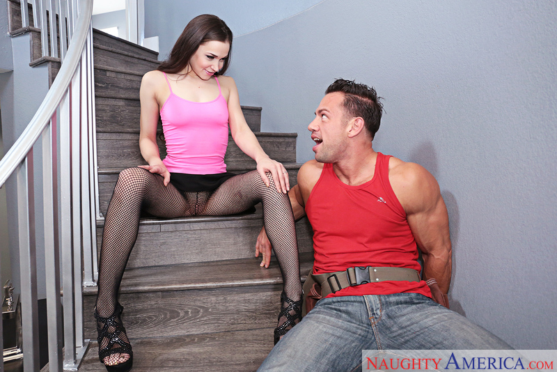 Naughty Rich Girls - Tiff Star &