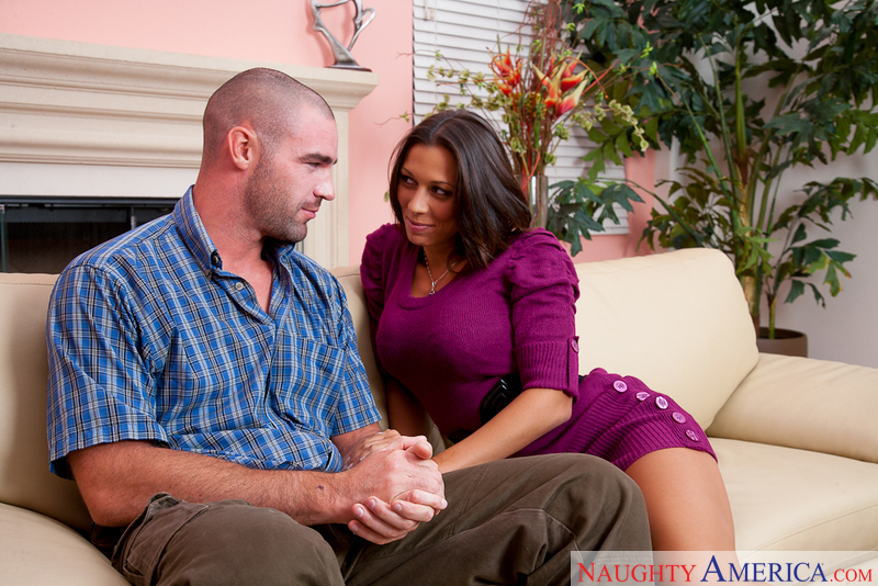 Neighbor Affair - Rachel Starr &