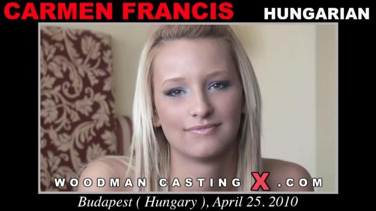 Carmen Francis casting