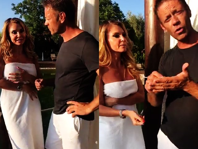 Rocco Siffredi Hard Academy Backstage #2, part 7 Escena 7