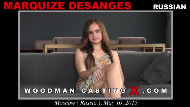 Marquize Desanges casting