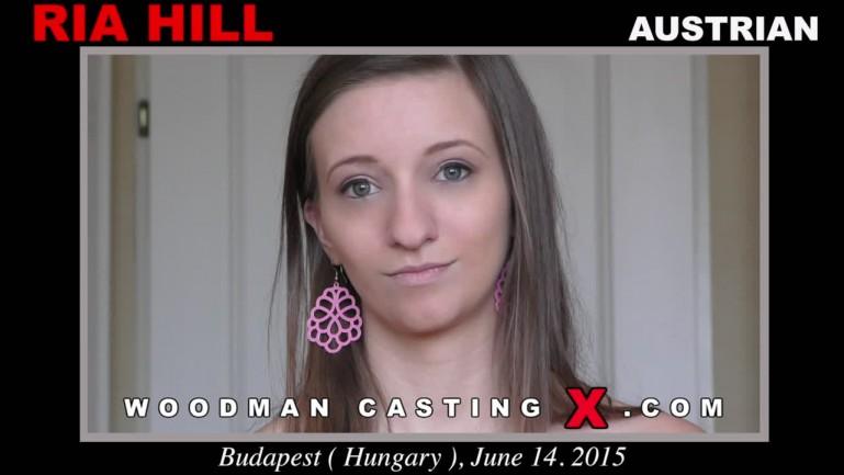 Ria Hill casting