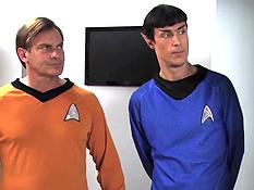 Bailey Blue - This Ain't Star Trek XXX #3 Scène 2