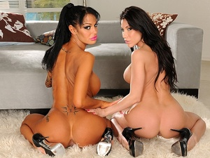 Two Girl Plus One... Part 1