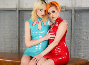 Phoenix Askani and Chelsea Grind