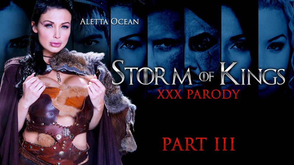 Storm Of Kings XXX Parody: Part 3 Scène 1