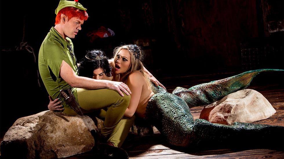 Peter Pan XXX: An Axel Braun Parody Scène 3