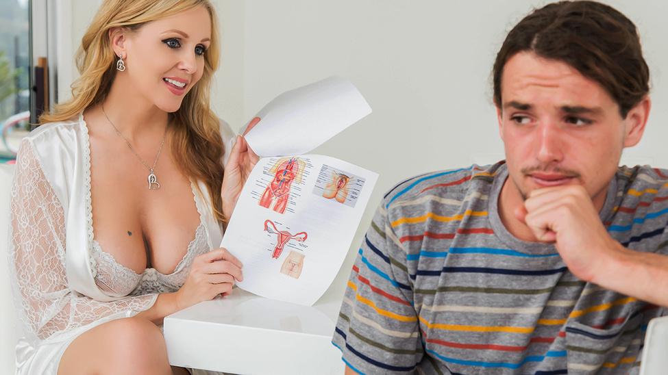 Stepmom Sex Ed Scena 3